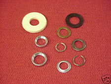 Starter Armature Drive Snap ring collar and thrust kit Fits Delco Remy 10mt
