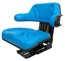 Ford New Holland Schleppersitz Traktor 2000 2600 2610 3000 3600 3910 Sitz blau