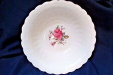 SPODE JEWEL BILLINGLEY ROSE FOOTED COMPOTE / BOWL DATED 1926 - VERY RARE - EUC