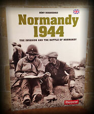 WORLD WAR II: NORMANDY 1944 THE INVASION AND THE BATTLE OF NORMANDY English Ver.