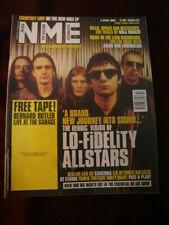 NME 1998 APR 4 LO-FIDELITY ALLSTARS KULA SHAKER CATATONIA ST ETIENNE TRAVIS