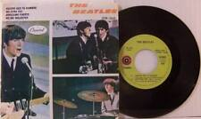 Beatles I Wanna Be Your Man + 3 MEXICO  EP With Picture Sleeve