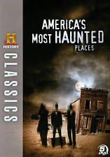 DVD History Classics: America's Most Haunted Places (5-Disc Set)(FS) NEW