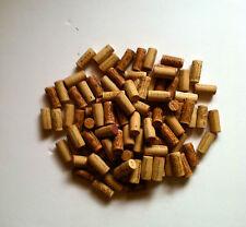 Wine Corks 100 Natural Wine Corks Lot Great for Crafts, & More