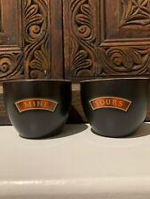 Baileys Yours And Mine Mugs Tea Cup Tumbler