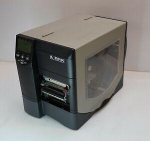 Zebra ZM400-200E-4100T - 203dpi - LAN(RJ45)/USB - Peeler - Etikettendrucker