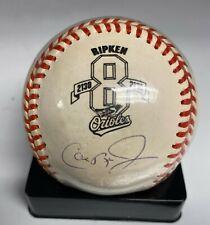 Cal Ripken Jr. HOF Signed Official Rawlings Baseball AUTO w/ STEINER COA HOLO