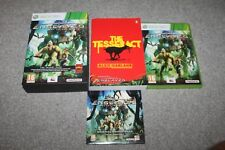 Xbox 360 - Enslaved Limited Edition Talent Pack - Complete - Book + Manual - VGC