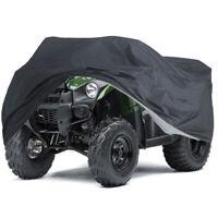 NEVERLAND XXXL Waterproof ATV Cover For Kawasaki Brute Force 300 650 750 4x4i