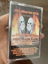 Ginja Bread Man Compilation V/A (Cassette Tape, 2001) Mac Mall C-Bo X-Raided Etc