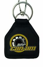 Can Am, BRP, Bikers Quality Leather Keyring
