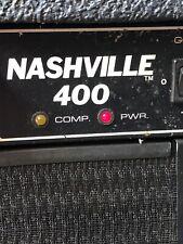 Peavey Guitar Amp 400 Nashville Pedal Steel Guitar Fiddle  Amp