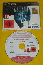 ALIENS COLONIAL MARINES PS3 Versione Promo »»»»»