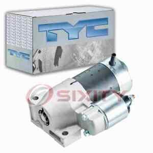 TYC Starter Motor for 1992-2002 Isuzu Trooper 3.2L 3.5L V6 Electrical qh