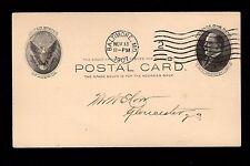 Baltimore Dixon Bartlett Co Shoes Receipt Card 1907 Postal Card 3m