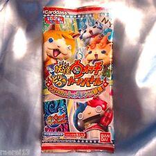 Yo-kai Watch Toritsuki inspirit Card Battle Booster pack - Japanese Series 7