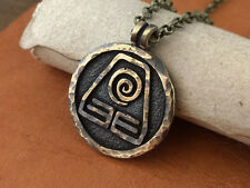 Avatar Last Airbender Earth Kingdom Nation Necklace Pendant