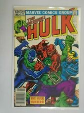 """Incredible Hulk #269 Newsstand 6.0 FN stamped """"Not to be sold"""" (1982 1st Series)"""