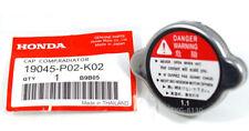 RADIATOR CAP OEM FOR HONDA CIVIC 1999 2000 19045-P02-K02
