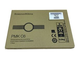 Bowers & Wilkins PMK C6 In Ceiling Brackets For 6'' Customs Install Speakers h64