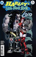 HARLEY'S LITTLE BLACK BOOK (2015) #6 - Harley Quinn - New Bagged