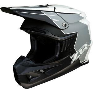 Z1R F.I. MIPS Offroad Helmet (Hysteria - Gray / White) L