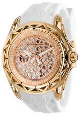 TechnoMarine Men's Technocell TM-318049 44mm Silver Dial Silicone Watch