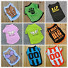 New Dog Clothes Polo Shirt dog T shirt Polo High Quality Summer Free shipping