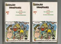 RODGAU MONOTONES - Live Plus  - 2 Musikkassetten/Tapes Rockport Records