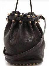 Alexander Wang Diego Bucket Bag - Brass Studs