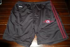 Colorado Avalanche CCM Black Team Issue Shorts XXL