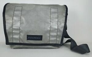 FREITAG F12 DRAGNET Silver Classic M Messenger Bag Crossbody