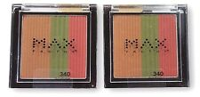 Welcome to the jungle with Max Factor Max Eye Shadow - Rainforest! Box of 2