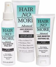 Hair No More Advanced Hair Removal 3 Piece Set