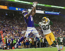 Minnesota Vikings Stefon Diggs #14 star wide receiver 11x14 Signed Photo W/COA