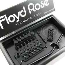 Floyd Rose Original Tremolo System Black German Made R3 Nut