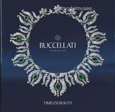 BUCCELLATI Jewelry & Luxury Goods CATALOG Hardcover BOOK 2017 2018 - 114 Pages