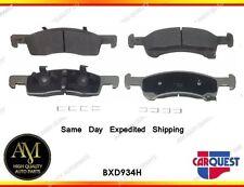 Ford Lincoln *Front Disc Brake Pads cerámica BXD934H fits