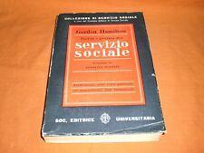 gordon hamilton teoria e pratica del servizio sociale