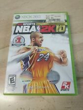 NBA 2K10 Kobe Bryant Xbox 360