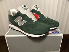 New Men's New Balance 1400 Forest Green Made In USA M1400MG Size 11 D