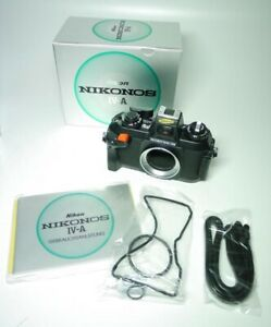 Nikon Nikkonos IV - A mit OVP mint! für Sammler  ff-shop24