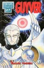 manga STAR COMICS GUYVER numero 27