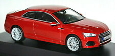 Audi A5 Coupé 2016-20 Type: F5 Tango Rouge Tango Red 1:43 spark