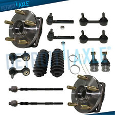 14pc Front Wheel Bearing & Hub + Sway Bar for 2005 2006 2007-2009 Legacy Outback