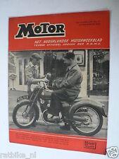 MO5547-COVER JAMES CADET,JAWA MODELS,CROSS INFO,EARLS COURT ARIEL,BSA,VILLIERS