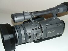 Sony Hdr-Fx7 Professional Hdv Camcorder.