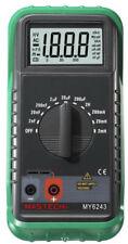 New Mastech My6243 Lcr Digital Multimeter Capacitance Amp Inductance Tester