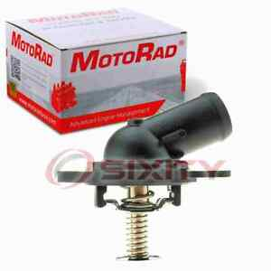 MotoRad Coolant Thermostat Housing Assembly for 2002-2006 Acura RSX Engine ng