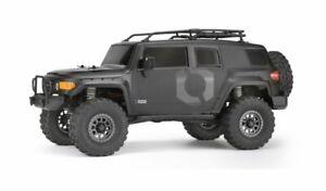 HPI 118146 - Venture Toyota FJ Cruiser 1/10 4WD Crawler RTR, Matte Black